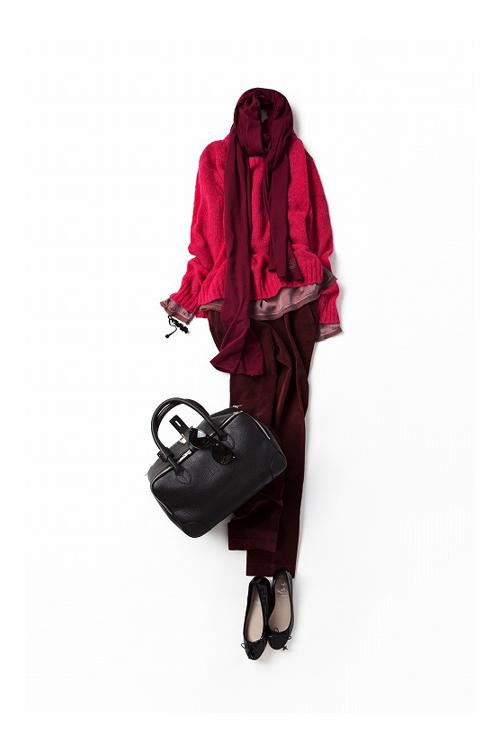 ミラノのファッションプロおすすめの鮮度の高いレイヤードスタイル