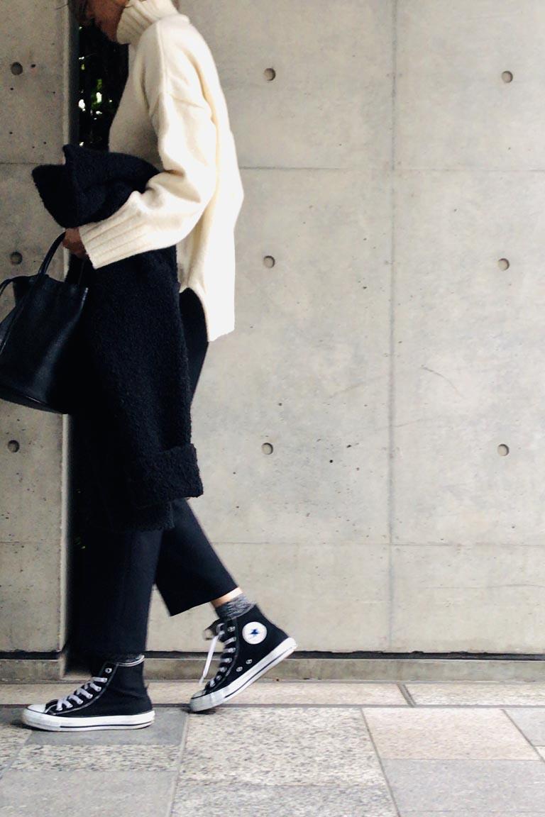 フレンチ風black&white10