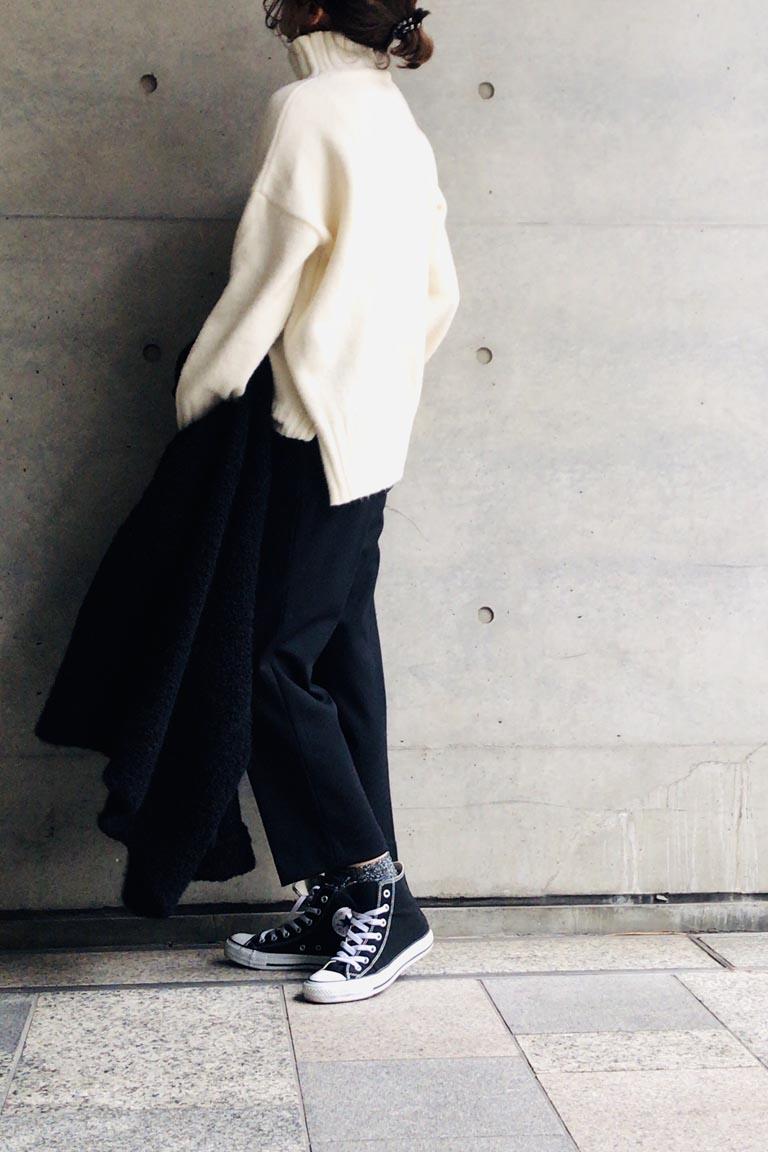 フレンチ風black&white11