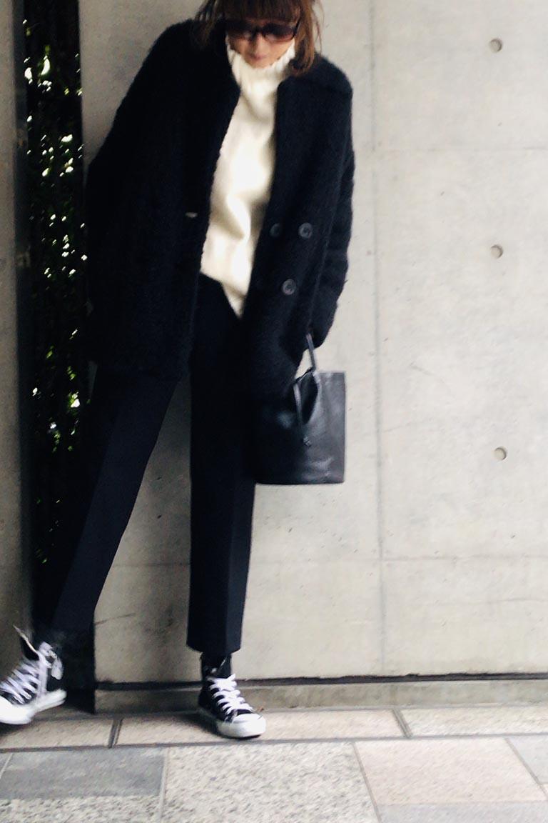 フレンチ風black&white2