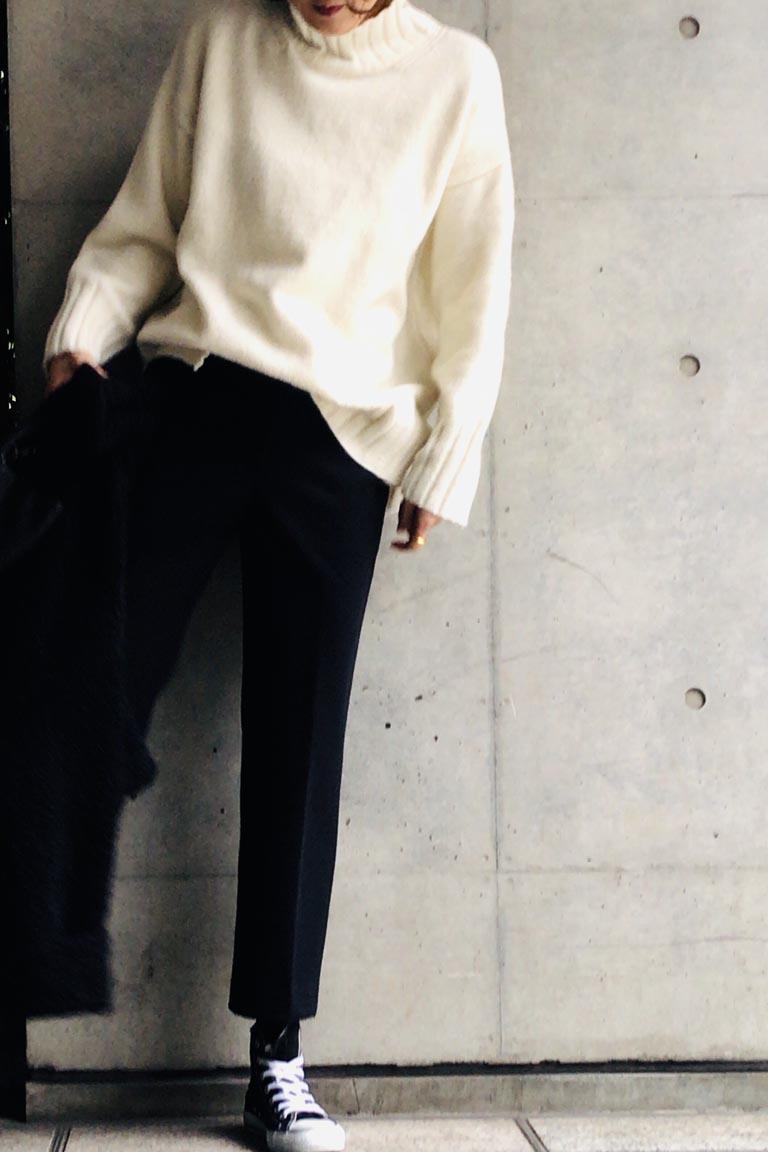 フレンチ風black&white3