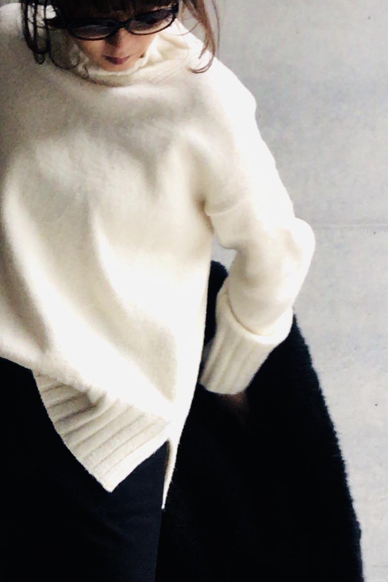 フレンチ風black&white5
