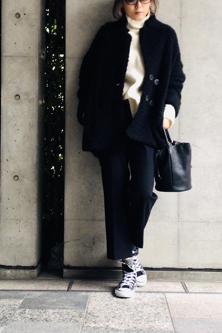 フレンチ風black&white6
