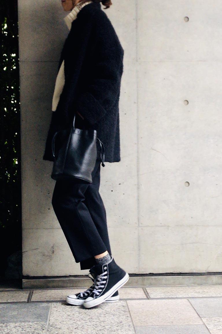 フレンチ風black&white7