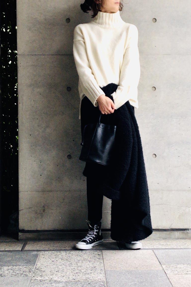 フレンチ風black&white9