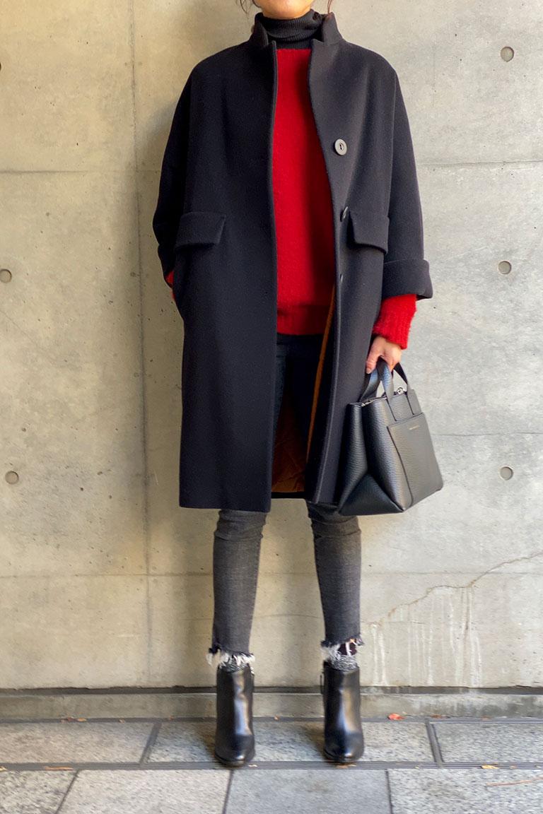 黒×赤のフレンチトラッド11