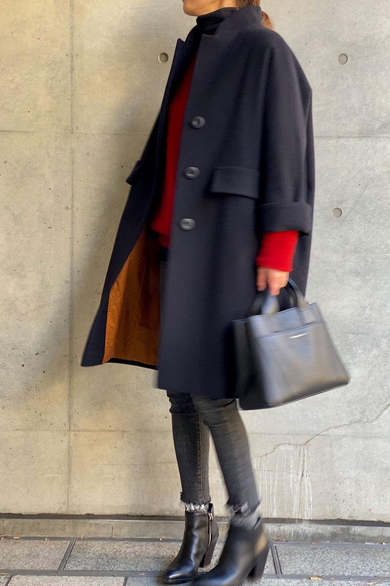 黒×赤のフレンチトラッド9