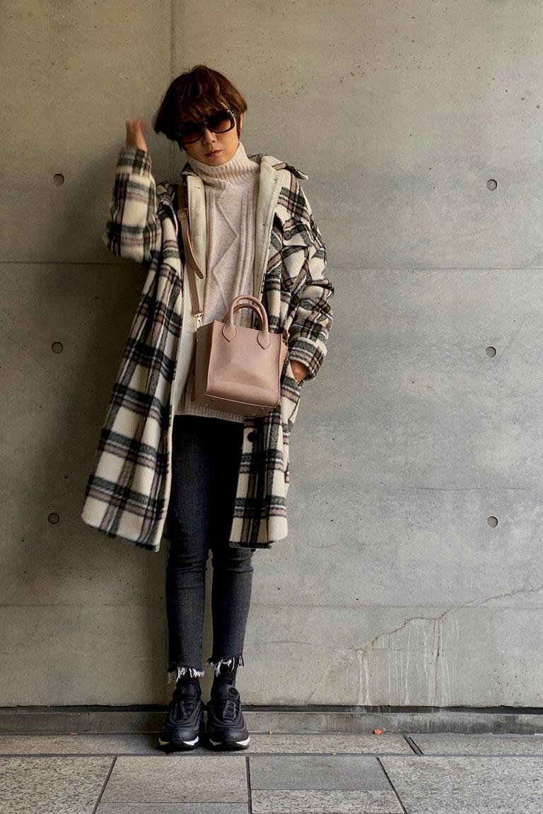 真冬のレイヤーPart2・sweet chic10