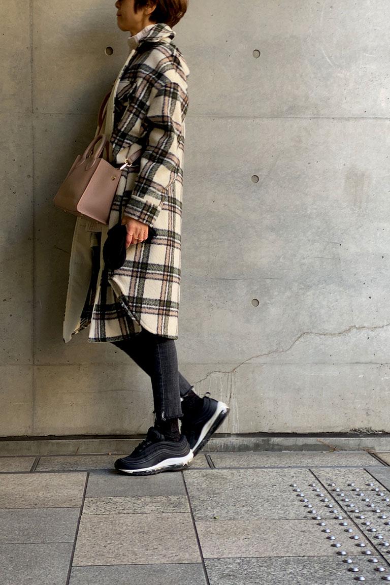 真冬のレイヤーPart2・sweet chic2
