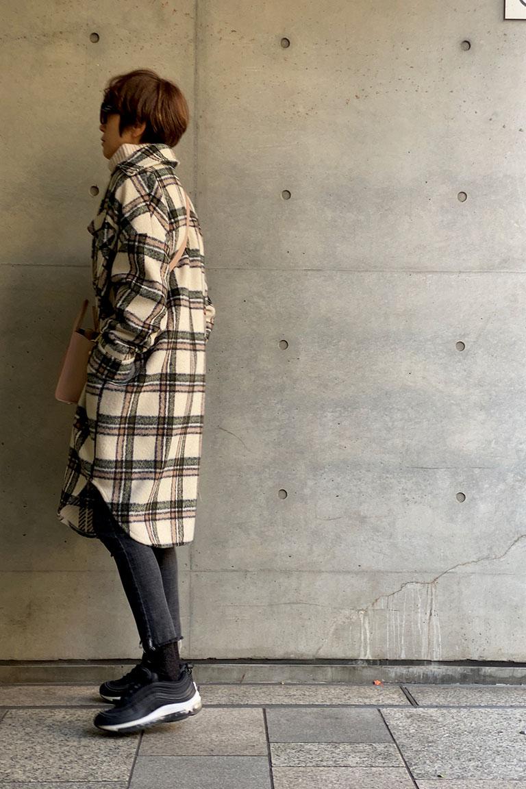 真冬のレイヤーPart2・sweet chic3