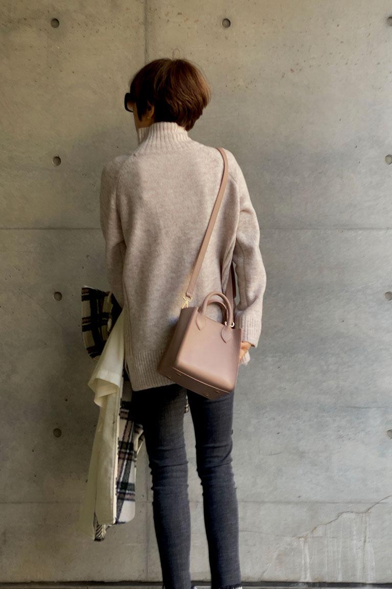 真冬のレイヤーPart2・sweet chic5