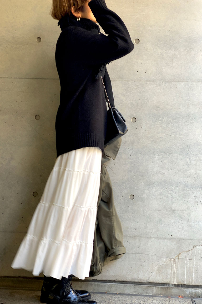 春×冬ミックスにゴーサイン1