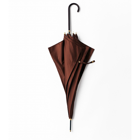 女性らしいシルエットの傘
