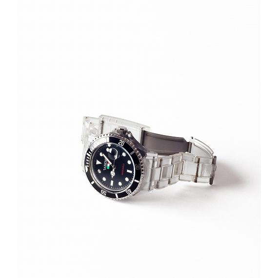 バングル感覚で愛用している腕時計