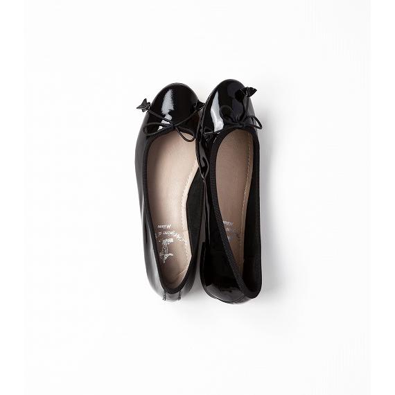 ミラノで見つけた靴屋のバレエパンプス