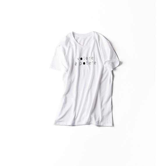 好きな言葉のTシャツ