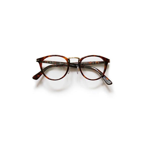 アクセのようにかけたいボストンメガネ