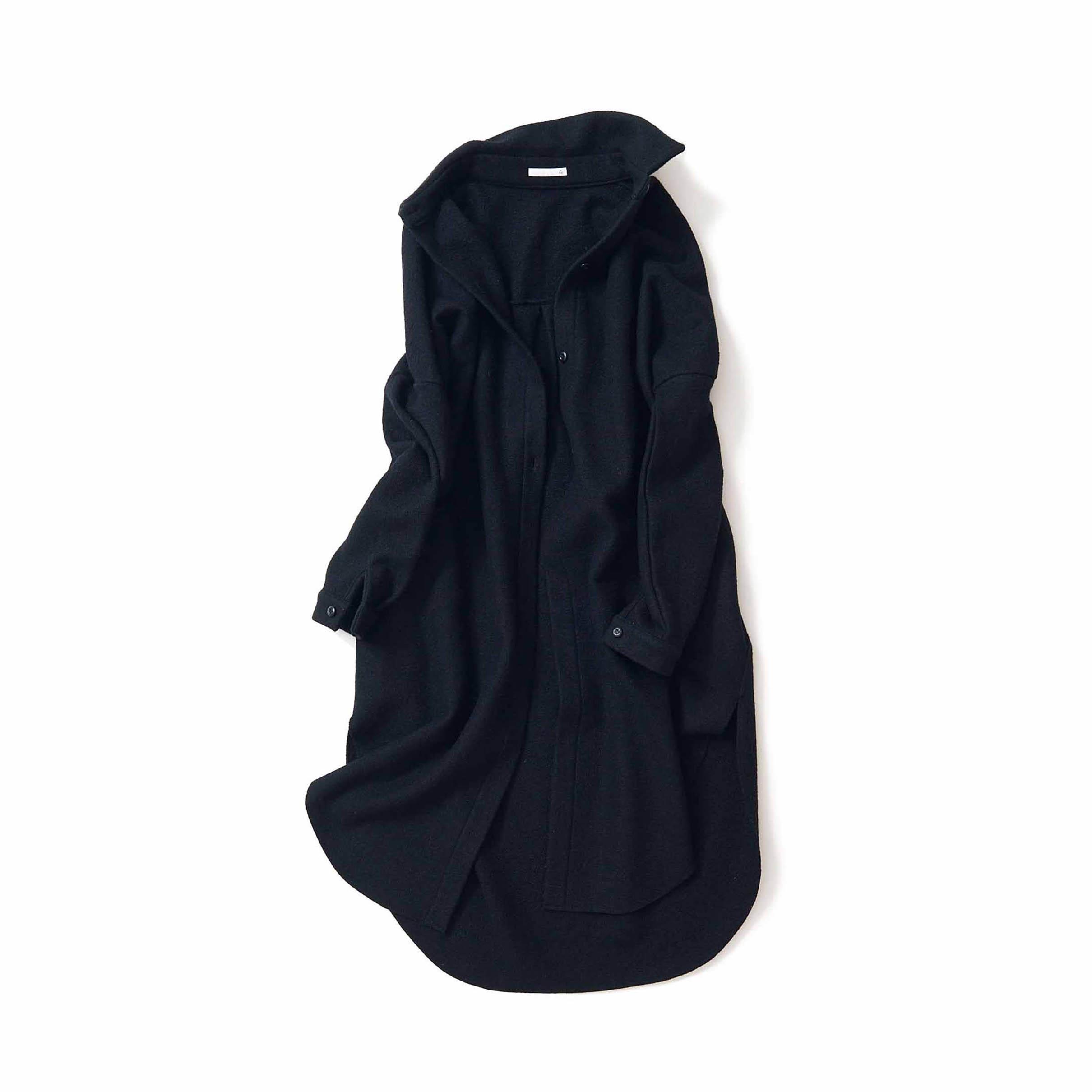 シャツコート・ブラック