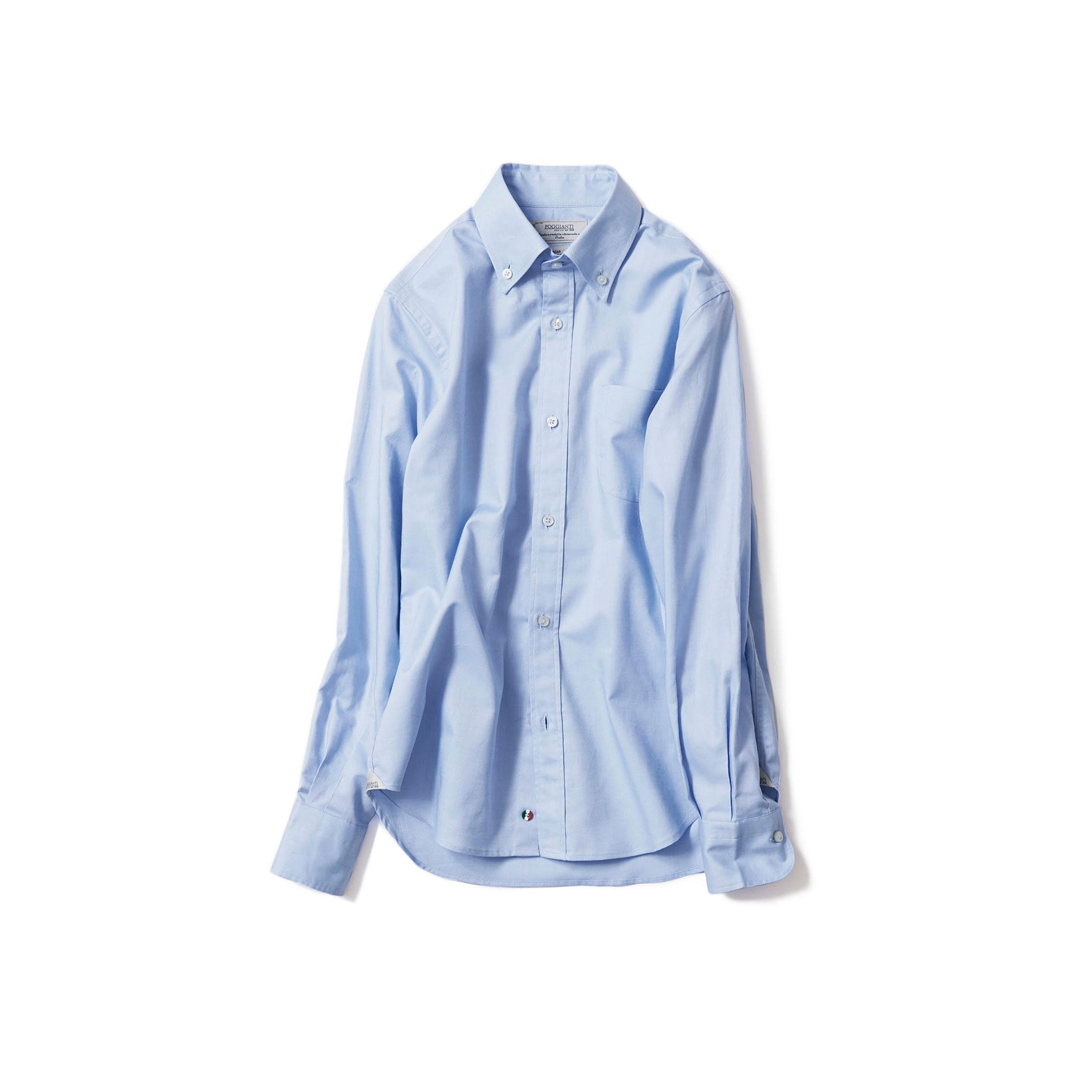 王道トラッド、ボーイズシャツ