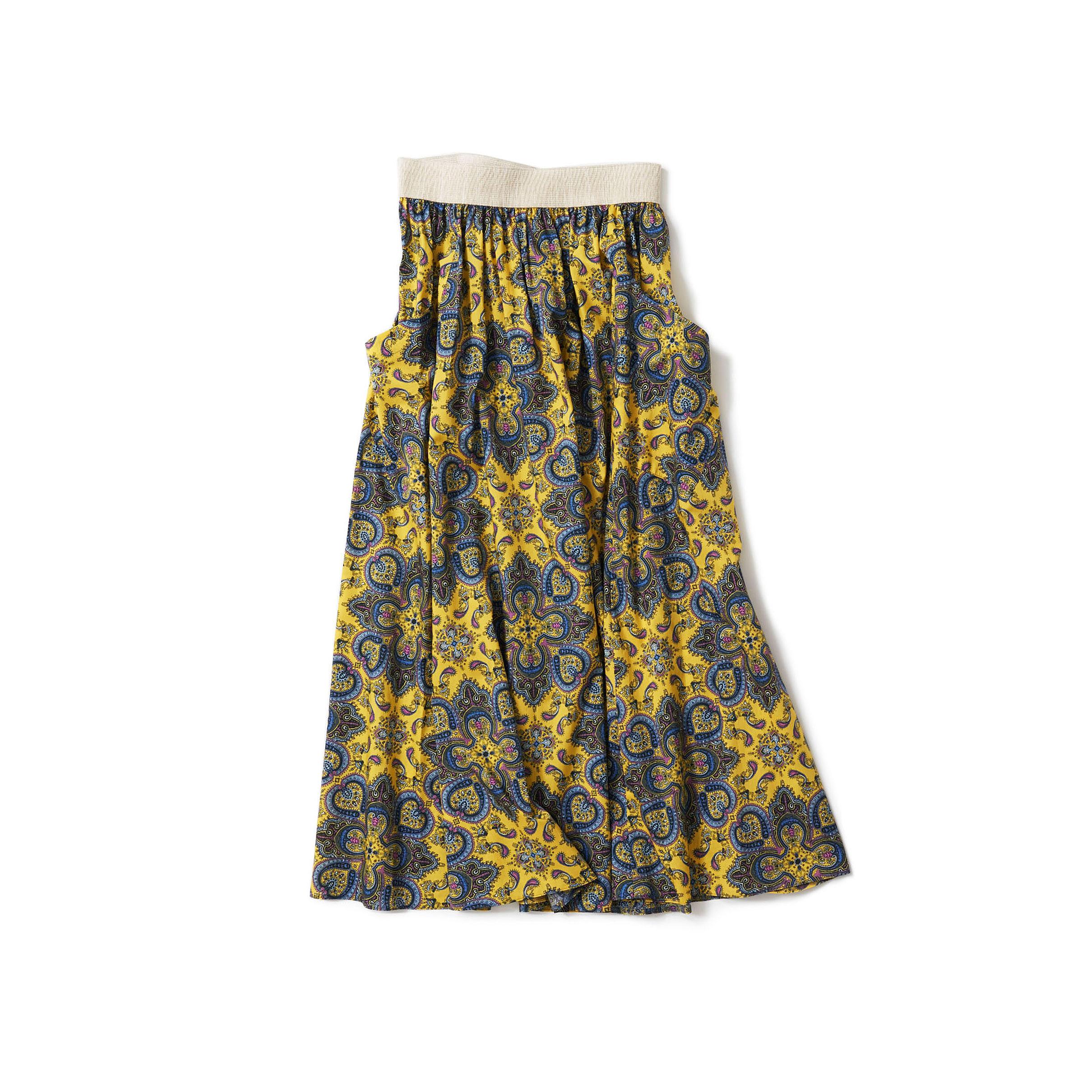 Libertyプリントスカート