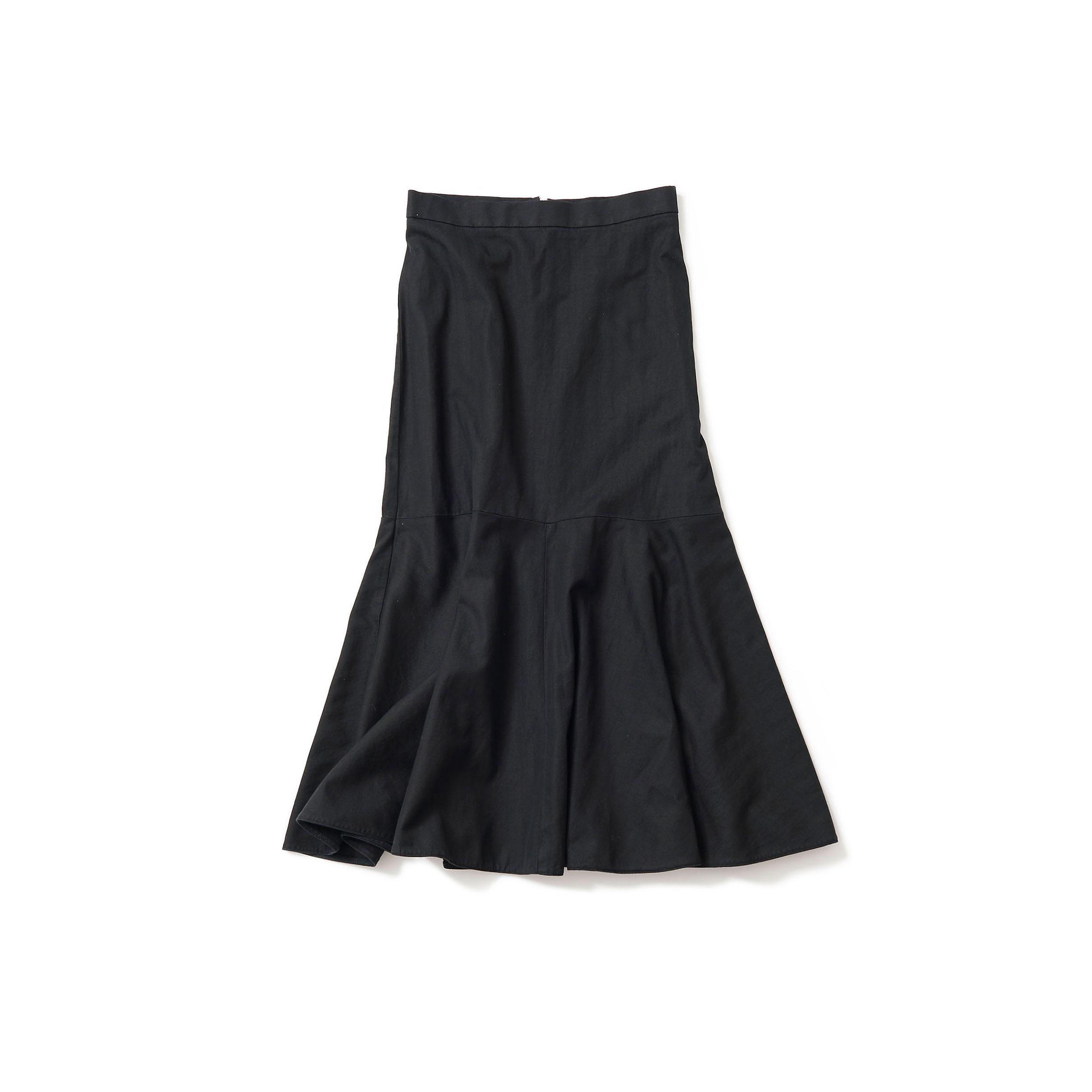 イタリア発・チューリップフレアのスカート