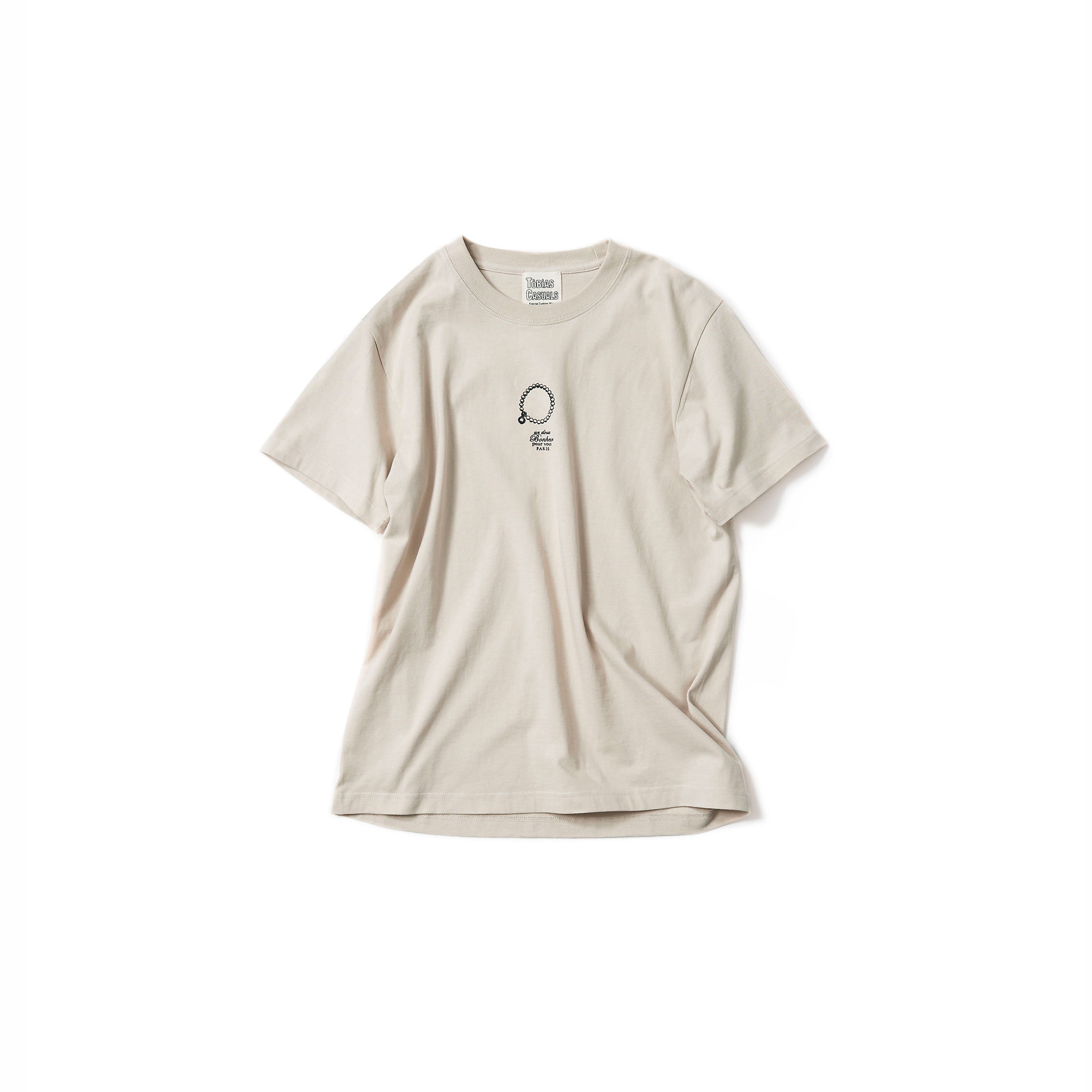 Hello! パールTシャツ