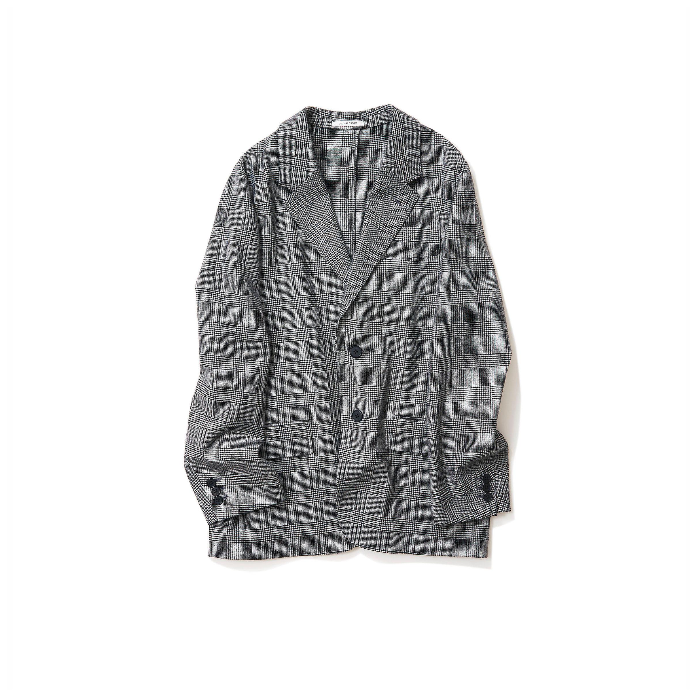 cardigan-like jacket