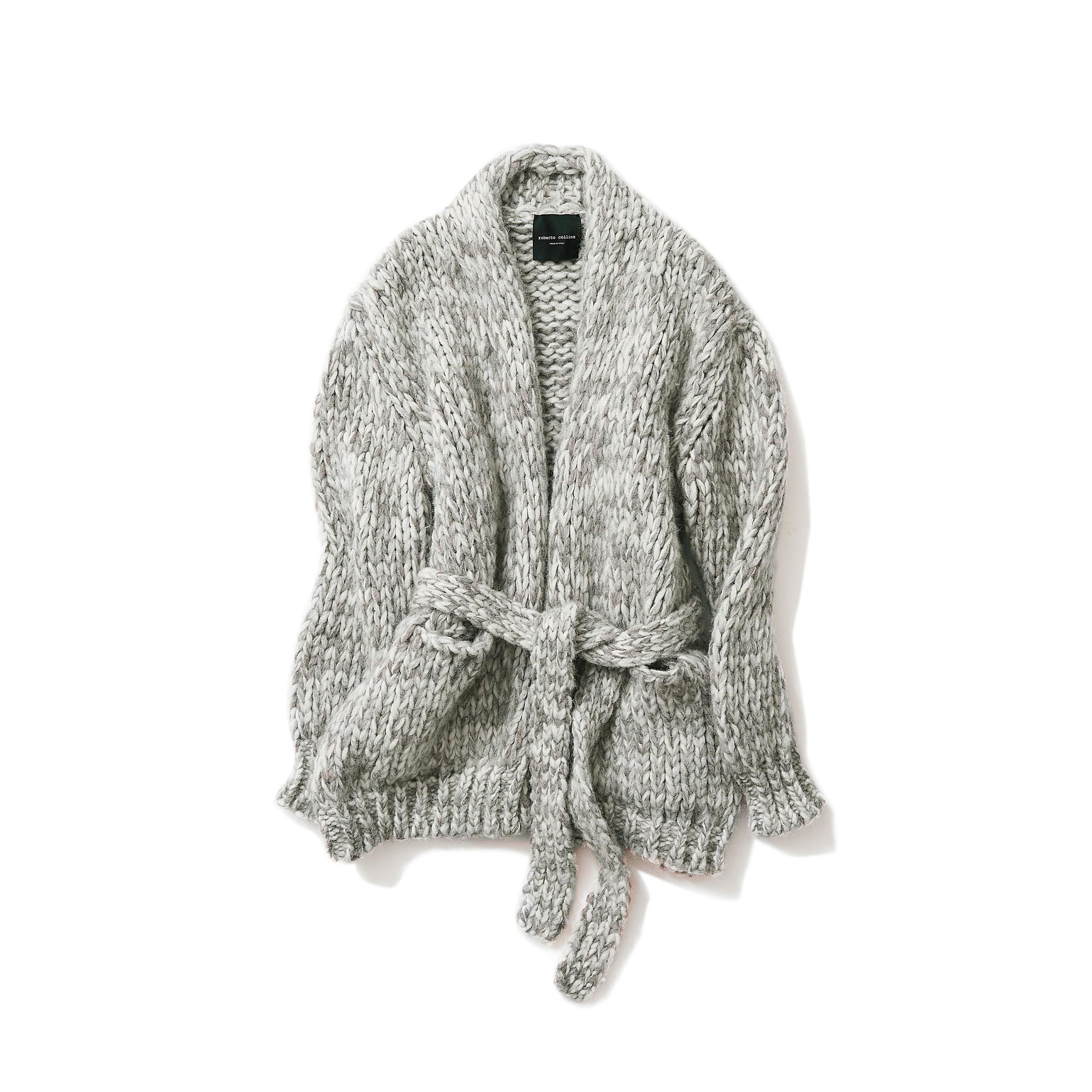 Cowichan mood knit
